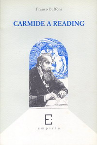 CARMIDE A READING - Franco Buffoni